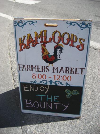 Kamloops Farmers' Market