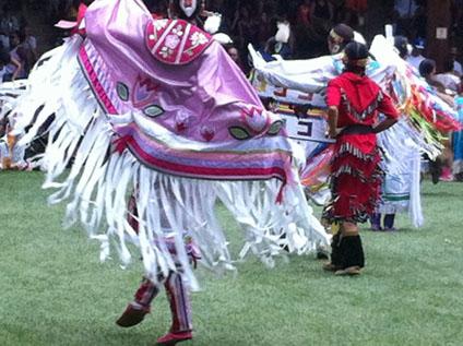 kamloopa powwow
